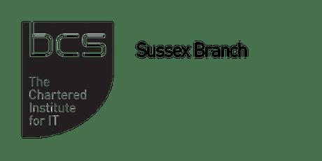 AGM - Sussex Branch tickets