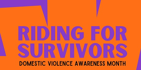 Riding for Survivors tickets