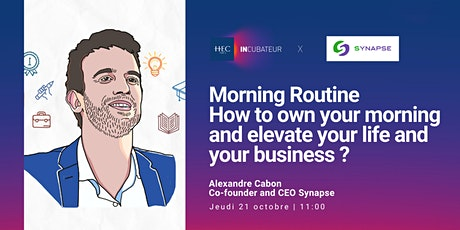 Morning Routine : How to own your morning and elevate your life & business tickets
