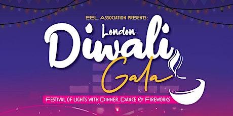 London Diwali Gala - Festival of lights with Dinner Dance & Fireworks tickets