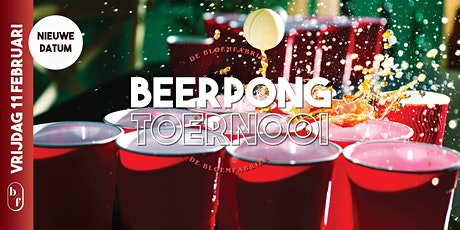 Beerpong Toernooi tickets