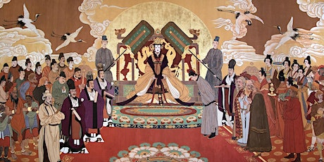 On Emperor Wu Zetian, the First Female Ruler of China tickets