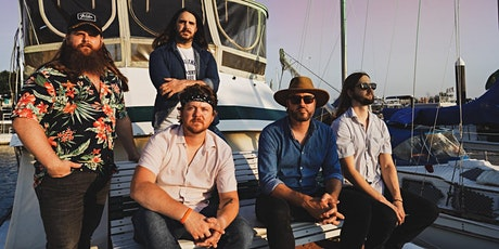 The Vegabonds & special guest Jared Stout Band tickets