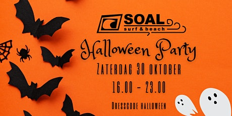 Soal Surf Halloween party tickets