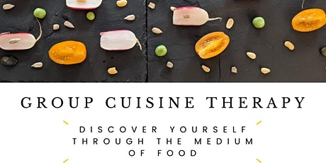 Group Cuisine Therapy Session with Adrien Bonnard tickets