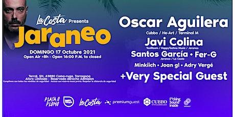 La Costa & Jaraneo pres. OSCAR AGUILERA + Very Special Guest entradas