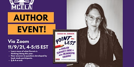 Author Talk with Sarah M. Zerwin tickets