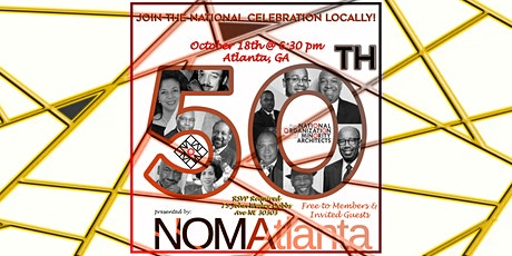 NOMA 50th Anniversary NOMAtl Celebration tickets