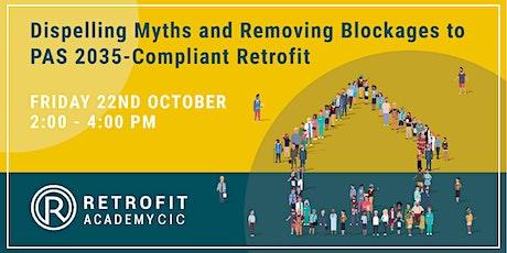 The Retrofit Coordinator Summit tickets