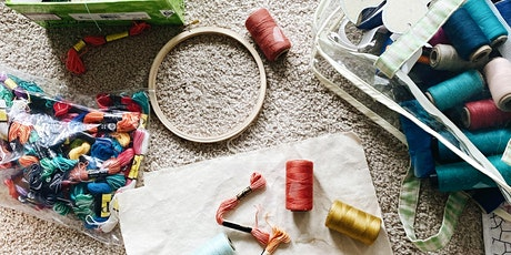 How Mindful Stitching Reduces Stress in Perimenopause tickets