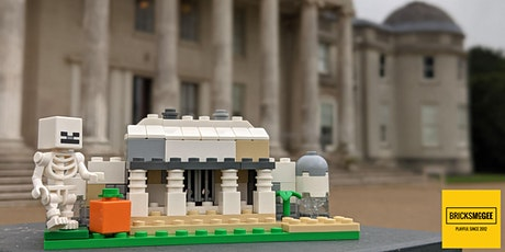 LEGO workshops at Shugborough Hall tickets