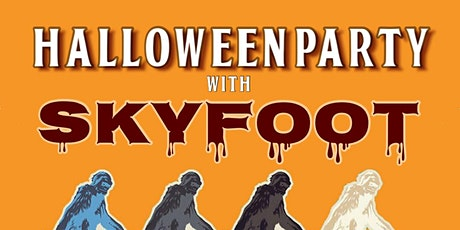 Skyfoot Annual Halloween Bash At Threshers Brewing Co! tickets