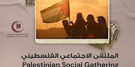 Palestinian Social Gathering tickets