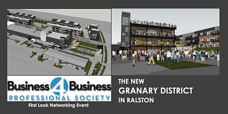 B4B Networking Event - the New Granary District! tickets