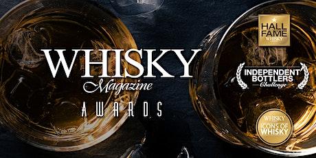 Whisky Magazine Awards Scotland 2022 Gala Dinner tickets