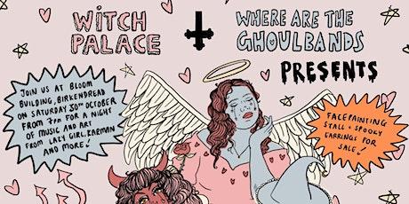 Bitch Palace x WATGB present: Halloween Party! tickets