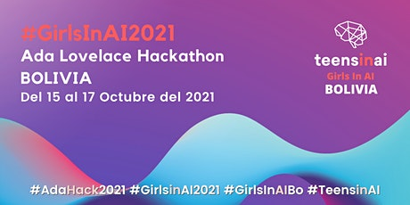 #AdaHack2021 Hackathon –  Bolivia entradas