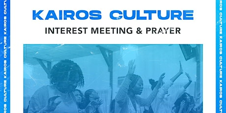 Kairos Culture Gathering tickets