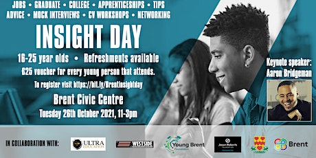 Insight Day- Careers Fair and Job Opportunities tickets