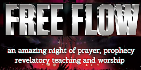 FREE FLOW - Oct 23rd tickets