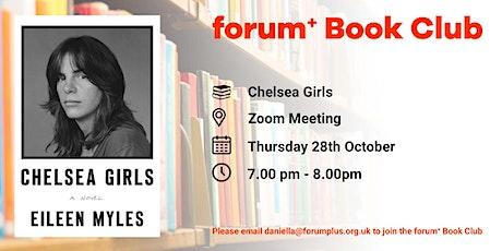 forum+ LGBTQ Book Club - Chelsea Girls tickets