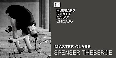 Master Class: Spenser Theberge tickets