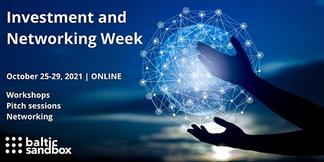 Baltic Sandbox Investment and Networking Week tickets