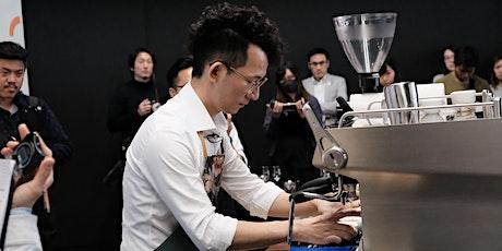 香港咖啡師大賽2019冠軍分享  Meet the Champion: HK Barista Championship 2019 tickets
