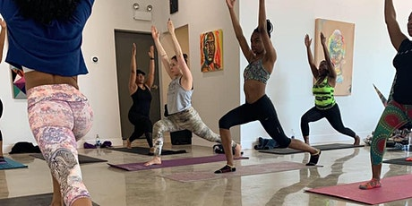 R&B and HIPHOP YOGA CLASS at SELFIE PHOTOSHOOT STUDIO tickets