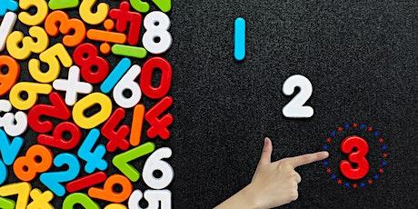 Mathematics in Progression Step 3 (Number) tickets