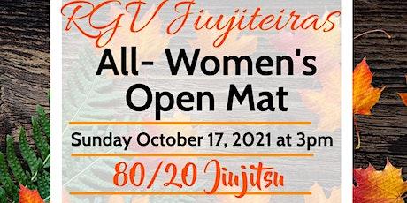 RGV JiuJiteiras All Women's Open Mat tickets