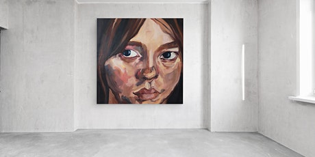 Vernissage :  Victor Gounel, paintings from 2011 to 2021 billets