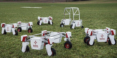 Barriers to adoption of autonomous robots in the soft fruit sector Tickets
