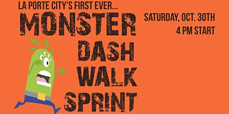 La Porte City Monster Dash tickets