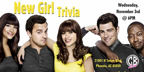 New Girl Trivia at CB Live tickets