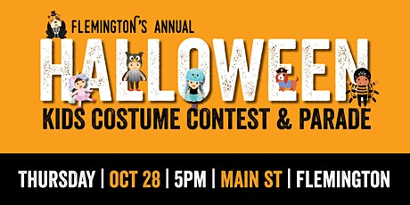 2021 Annual Kids Halloween Costume Parade on Main Street at Thursday Nights tickets