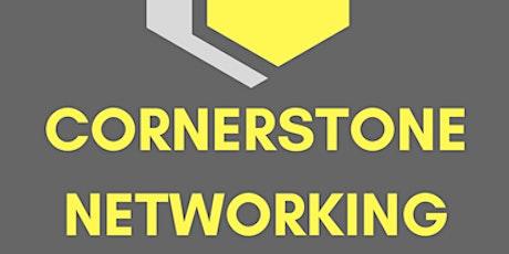 Cornerstone Networking Meeting:  18-11-21 tickets