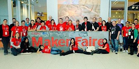 Calgary Maker Faire Saturday - Volunteers tickets