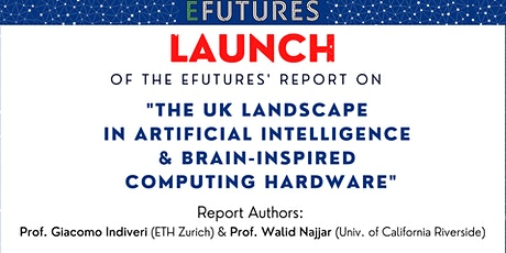 Launch of the Report on 'Brain-Inspired Computing in the UK' tickets