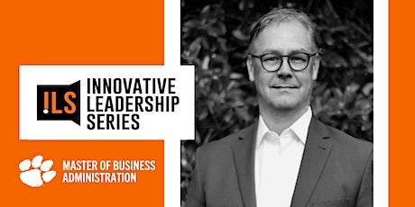 Innovative Leadership Series: Bob Klepper, Commercial Insurance Executive tickets