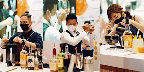 香港咖啡調酒大賽2021三甲分享 Meet the Awarded Baristas: HK Good Spirits Championship tickets