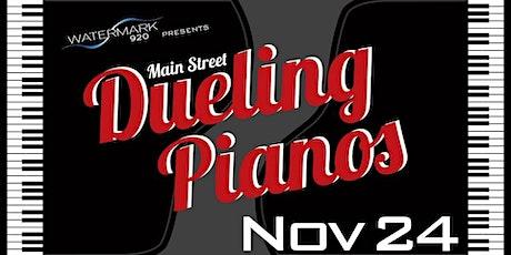 Main Street Dueling Pianos! tickets