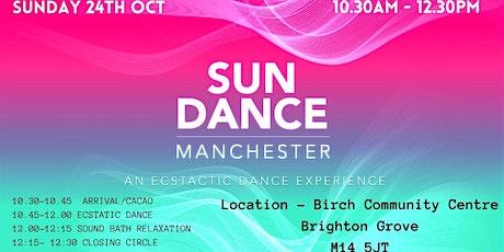 Ecstatic Dance Sun Dance Manchester tickets