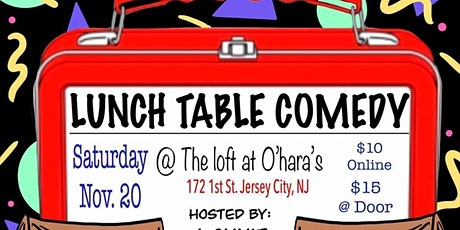 Lunch Table Comedy tickets