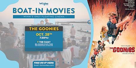 Ballyhoo Boat-In Movies: Halloween Edition tickets