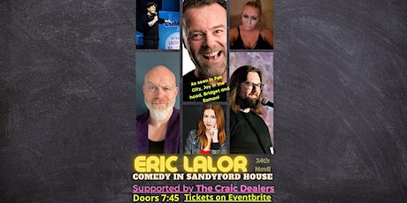 Eric Lalor - Live in Sandyford House - Supported by The Craic Dealers tickets
