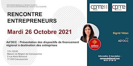 Rencontre Entrepreneurs de Carcassonne Tickets