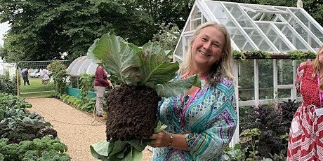 No Dig Gardening and Homesteading with Stephanie Hafferty tickets