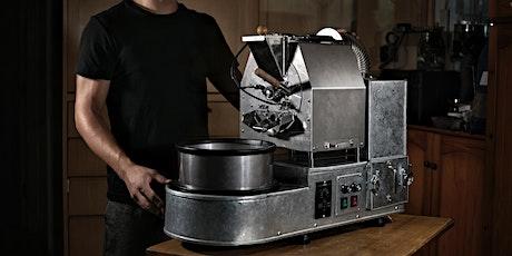 咖啡烘焙的匠人精神 The Making of Handcrafted Coffee Roaster tickets