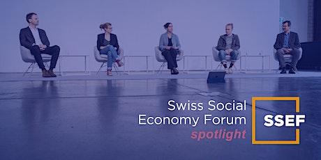 #SSEF spotlight: Wachstum, aber wie? Tickets